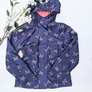 OshKosh Navy Butterfly Windbreaker
